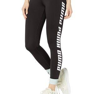 Puma women's fold over legging